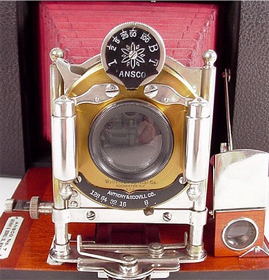 Ansco No. 7 Lens and Shutter