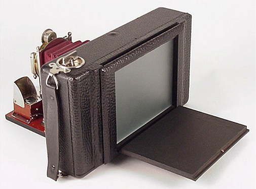 Ansco No. 7 Dry Plate Attachment