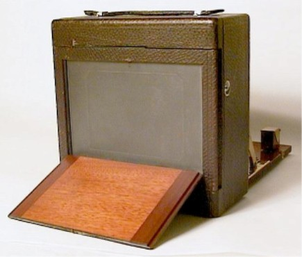 Century Model 43 Camera Focusing Screen