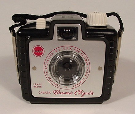 Brownie Chiquita Camera