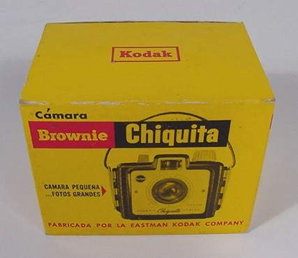 Brownie Chiquita Box