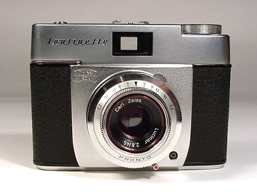 Zeiss Ikon Continette Camera